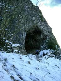 Iditarod Cave