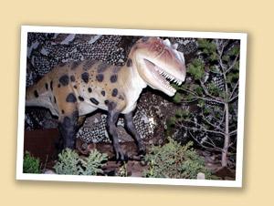 Dinamation Allosaurus