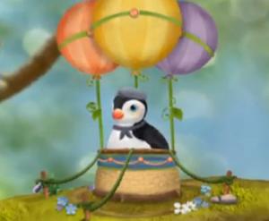 3rd & Bird Balloonmobile