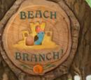 Beach Branch!