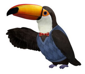 3rd & Bird Mr Beakman