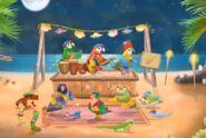 3rd & Bird Jamaica! Scene 7