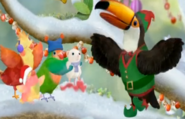 3rd & Bird Mr Beakman A Very Squooky Christmas!