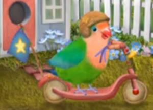 3rd & Bird Samuel's Scooter Object