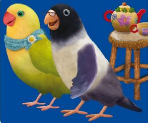 File:3rd & Bird The Lovebirds Reccuring Character Promo.png