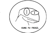 Kung fu frogz Icon by Kung fu frogz