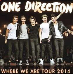 Where We Are Tour 2014