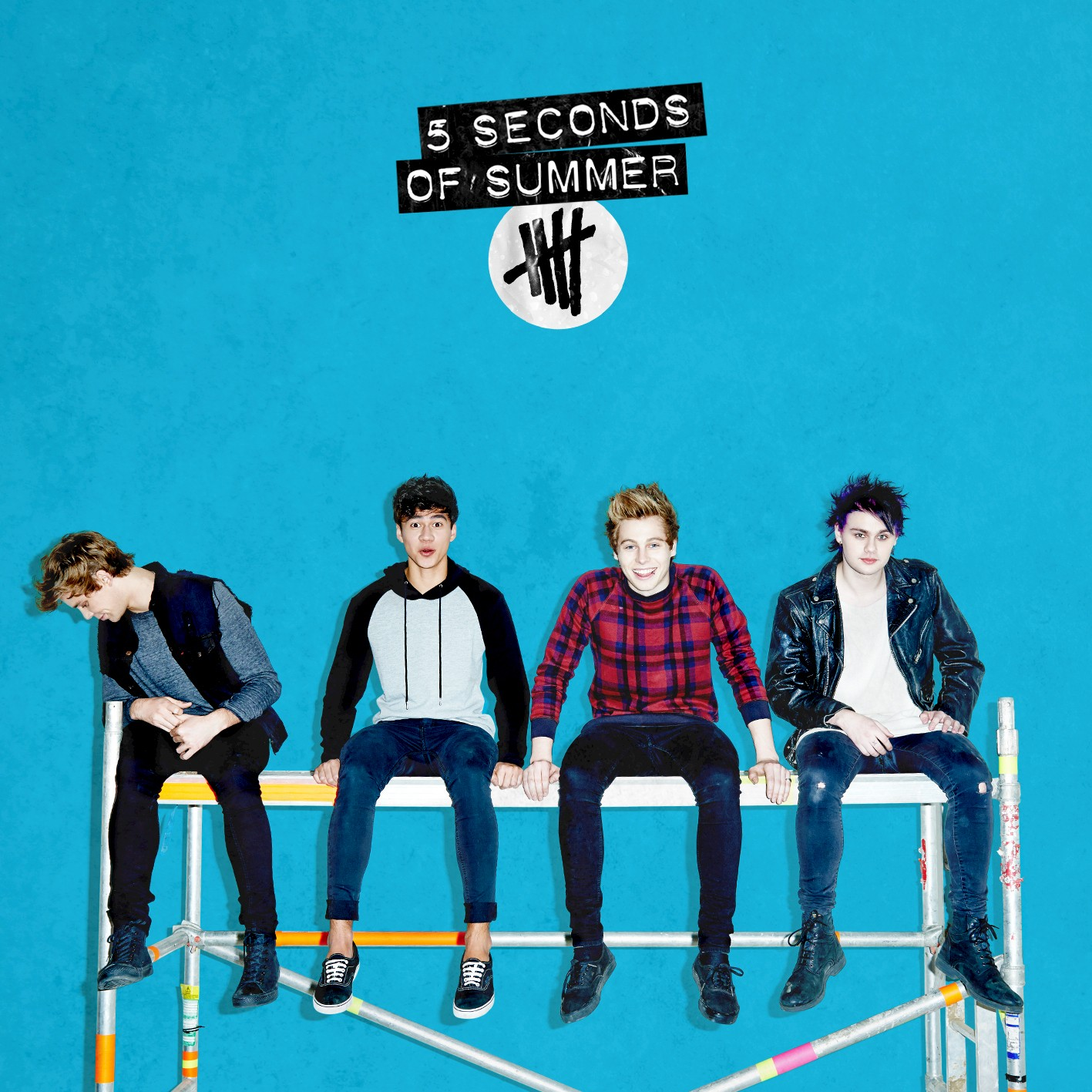 Image - 5 Seconds of Summer Target album blue.jpg | 5 ...