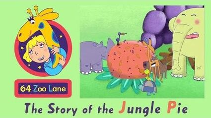 64 Zoo Lane - the Jungle Pie S03E14 Cartoon for kids