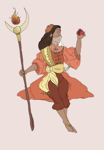 File:II - The High Priestess.png