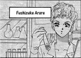 Arare Fushizuke