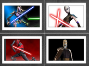 Villain frame