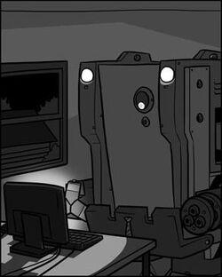 Warbot 003