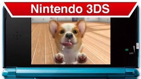 Nintendogs Cats - Nintendo 3DS - Trailer
