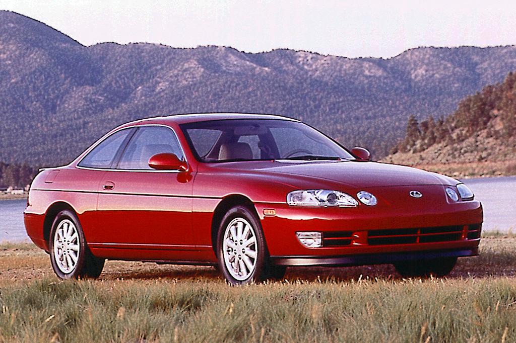 Lexus SC 300400  Cars of the 90s Wiki  FANDOM powered by Wikia