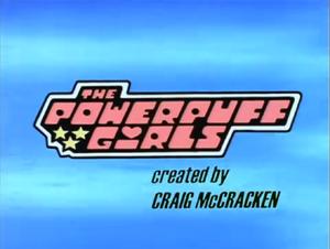 Powerpuff Girls Title