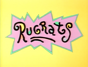 Rugrats Title Card