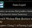 Sarira Liquid