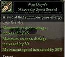 Wan Daye's Heavenly Spirit Sword