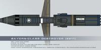 Bayern-class destroyer