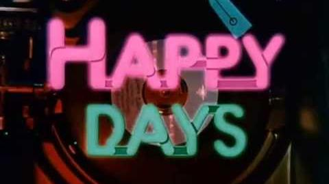 Happy Days (Intro) S3 (1976)