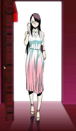 Ye rin dress