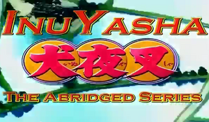 Inuyasha Canadianjutsu title block