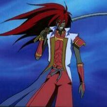 Samurai Deeper Kyo Sagas - Demon Eyes Kyo Character Profile Picture