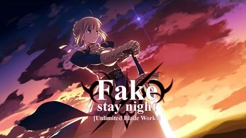 Fake Stay Night UBW Abridged - Episode 1 - The British Are Cumming