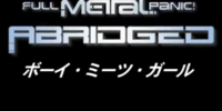 Full Metal Panic! Abridged Series