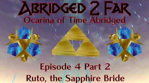 The Legend of Zelda Ocarina of Time Abridged Episode 4 Part 2-0