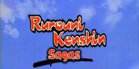 Rurouni Kenshin Sagas