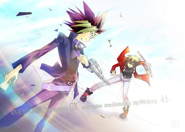 File:Yugi vs Jaden.jpg