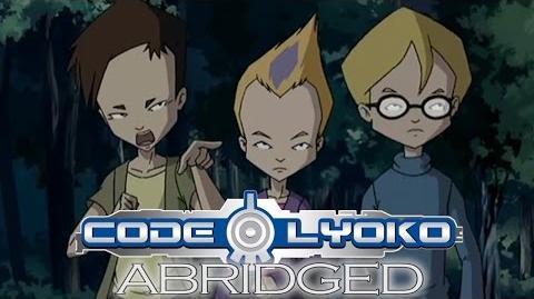 Code Lyoko Abridged Three-Shot