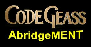 Code MENT Abridged title block
