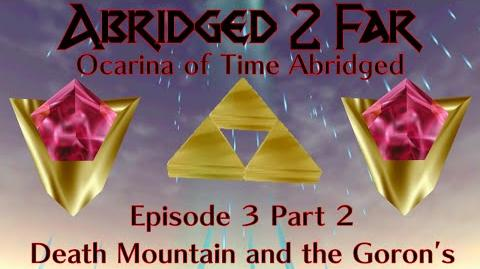 The Legend of Zelda Ocarina of Time Abridged Episode 3 Part 2-2