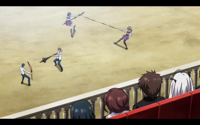 File:1st Years watch the 2nd Years.png