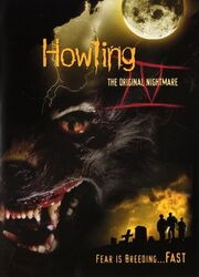 Howling IV poster