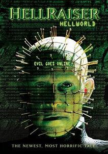 Hellraiser Hellworld poster