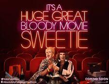 AbFab Bloody Great Movie