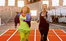 Uktv absolutely fabulous olympics special 15