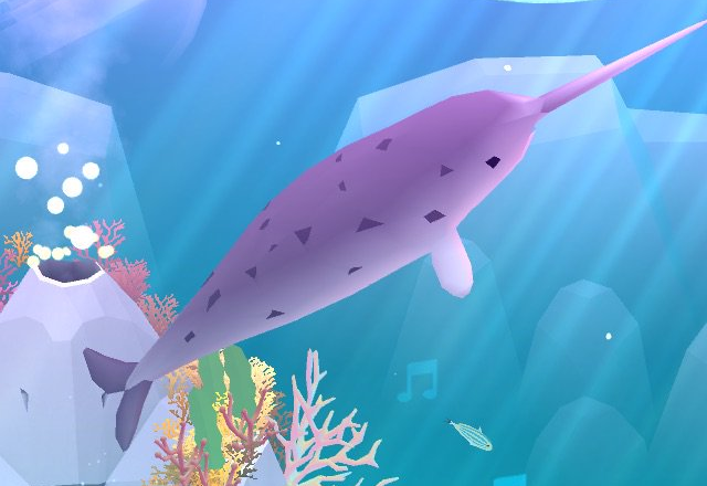 Narwhal abyssrium wikia fandom powered by wikia for Tap tap fish all hidden fish