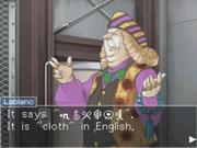 Borginian language