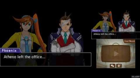 Phoenix Wright Dual Destinies 33 - Turnabout for Tomorrow ~ Bad Endings