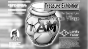 Treasure Exhibit poster