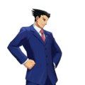 PXZ2 Phoenix Wright (full) - confident (right).png