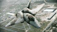 YF-23 Assault Horizon Color 2 Flyby 1