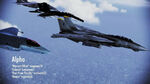 F-18F Ace Combat Infinity 1