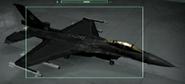 F-2A Razgriz color Hangar