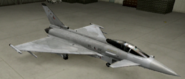 Typhoon Standard color hangar